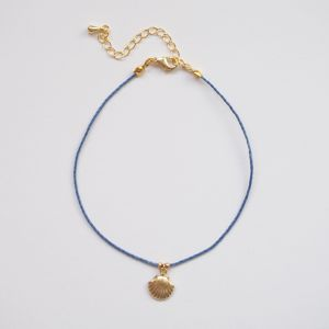 shell anklet (07-01)