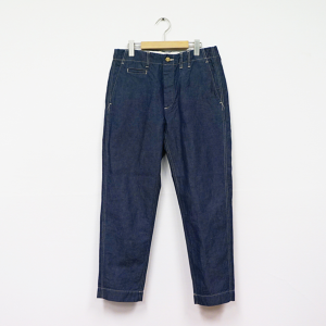 WORK TROUSERS (C/L CHAMBRAY)