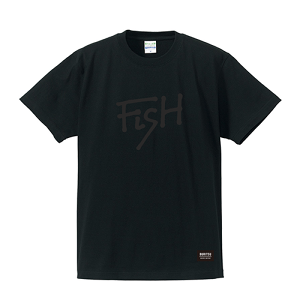 BURITSU FiSH Tee : Back×Back