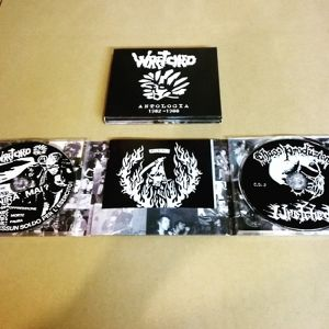 WRETCHED - ANTOLOGIA 1982-1988  2CD