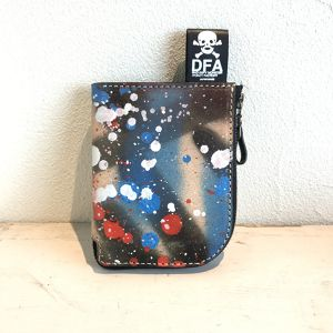 DFA SPACE DRIPPING COIN WALLET