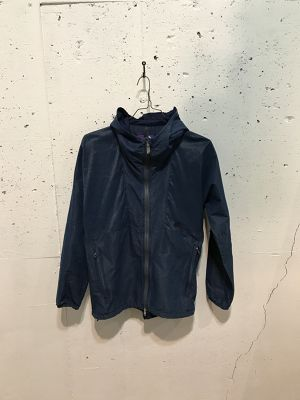 THE NORTH FACE PURPLE LABEL Indigo Mountain Wind Parka