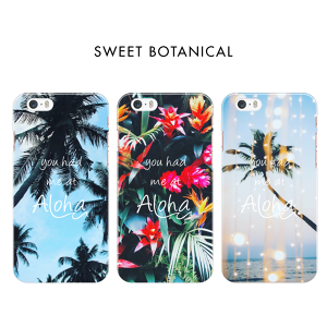 【ハードケース】SWEET BOTANICAL