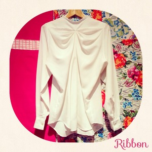 Remake Shirt ♡ Ribbon