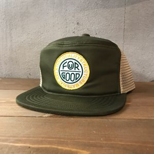 YONZY FOuR GOOD Tracker Cap Olive