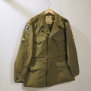 U.S.Military 1950's M-1950 Field Jacket SizeS-S