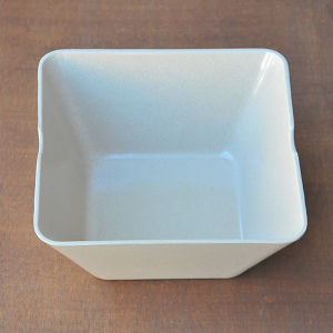【EcoSouLife Husk】Square Bowl(Large)