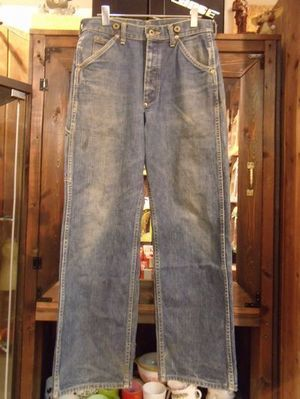 Vintage★70's【LEE】Logger Pants