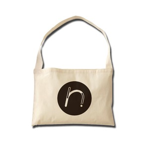 N shoulder tote bag