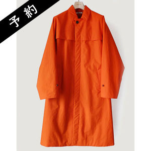 【予約商品】AURALEE HIGH COUNT CLOTH BATING LONG COAT