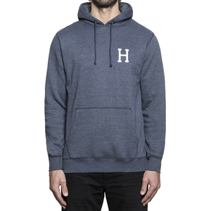 CLASSIC H PULLOVER FLEECE
