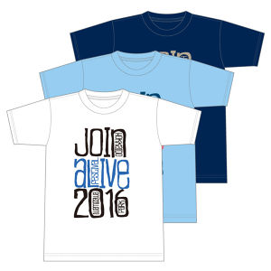 JOIN ALIVE 2016 TシャツB