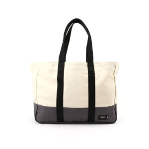 Gallery1950/Two Tone Canvas Tote(M)