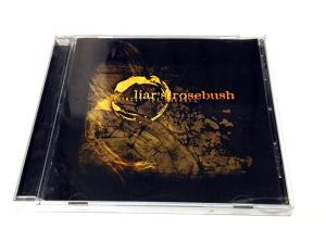 [USED] Liar's Rosebush - Circle The Squares (2007) [CD]