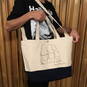 Adult 2way tote