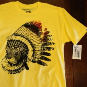 "New Standard / ニュースタンダード | 【超大特価SALE!!! 60%OFF】 "" LE CHIEF "" T-Shirt"