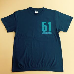 5150clothing #51 T-shirt