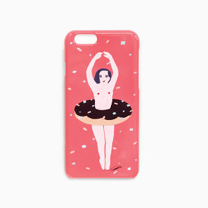 《doughnut! iPhone6 case》高品質_ShiShi Yamazaki