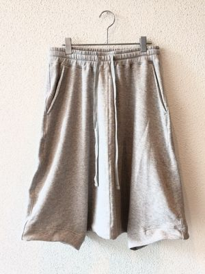 SWEAT SAROUEL PANTS (HEATHER GRAY)