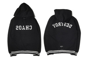 """ANRIVALED by UNRIVALED """"LINE RIB-HOODED"""""""