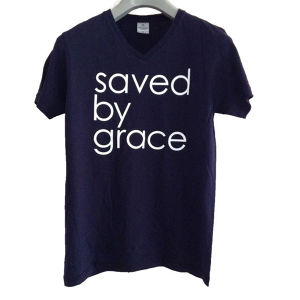 Tシャツ saved by grace(メンズ)