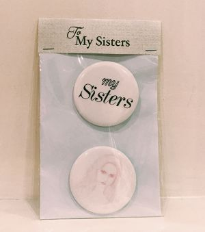 "moko - ""My Sisters Badges Set"""