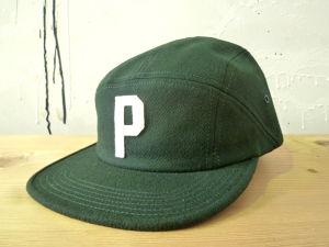 [ Acapulco Gold ] PANTHER 7-PANEL CAMP CAP
