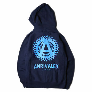 "ANRIVALED by UNRIVALED ""CA-ZIP PARKA"" NAVY"