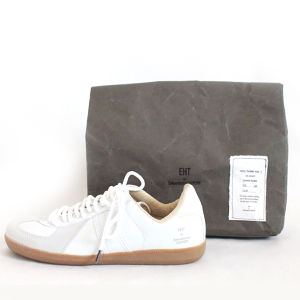 EHT German Trainer -White with Document Case