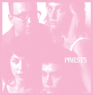 NOTHING FEELS NATURAL (LP) / PRIESTS
