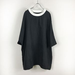 keisukeyoneda shoulder loess line over tee  Black