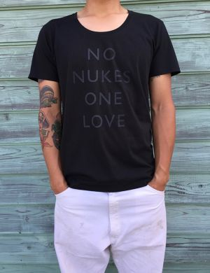 【NEW】NNOL U-neck T-shirts