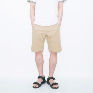 【RAL by DEEPER'S WEAR】FASTPASS CHINO SHORTS / BEIGE / FP170041
