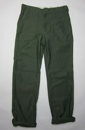 Wide Army Pants アーミーコード 462004