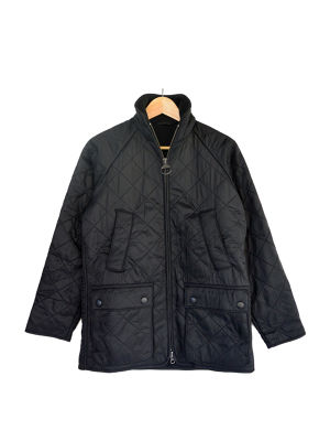 Barbour(バブアー)POLAR QUILT JACKET SL BLACK