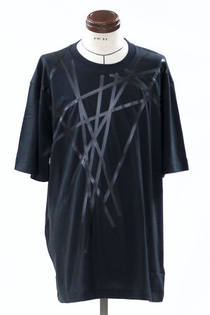 Ribbon Rubber Big T-shirt