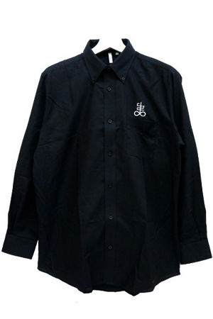 「弔」 Long Sleeve Shirt