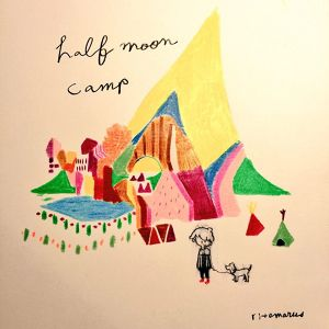 【22-9】 吉川強 「haefmoon camp」