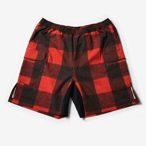 MMA 7pocket Run Pants (Buffalo Check)