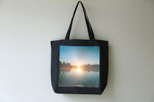 Finland photo ECO BAG (No.8235)