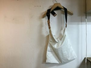 "whowhat "" WRAP BAG S "" WHITE"