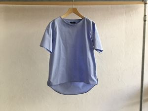"20%OFF semoh""Pullover Shirts Blue"""