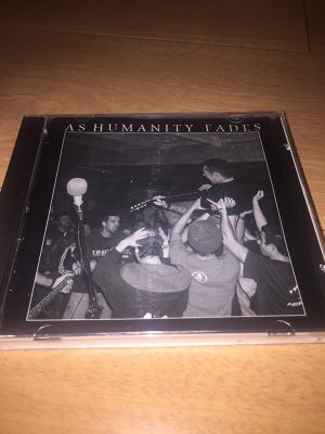 As Humanity Fades - S/T CD