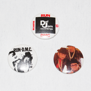 """Run Dmc"" Vintage Can Batch Used"