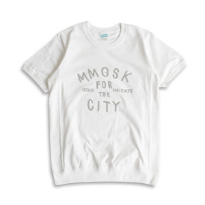 For The City Tee / White