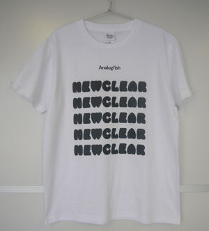 【SALE】NEWCLEAR T-Shirts  [Black & White]