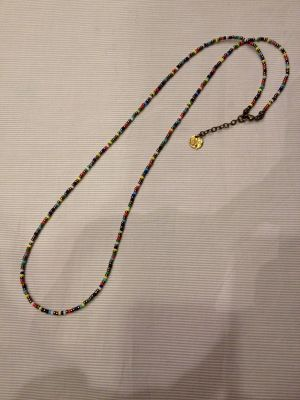 S-MULTI BEADS L-NECKLACE