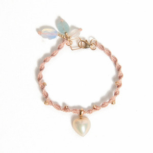 ILAND HEART bracelet Light Ver.(Pink)