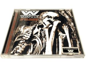 [USED] :Wumpscut: - Dried Blood Of Gomorrha [Seamless Audio Edition] (2003) [CD]