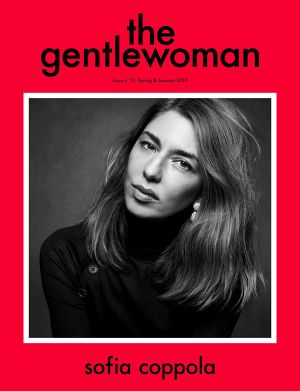 【洋雑誌】 the gentlewoman | Issue15